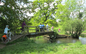 2015 Rides - May Crossing the river Ver